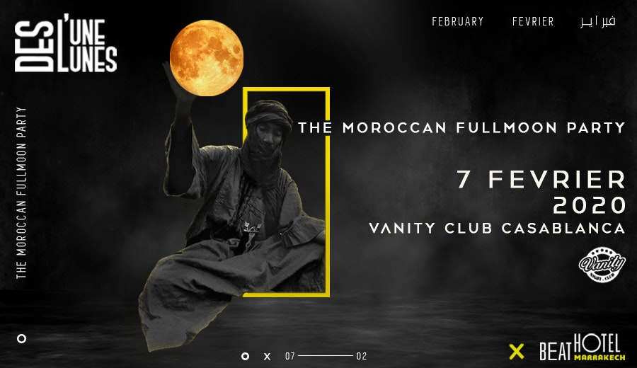 The Moroccan Full Moon Party