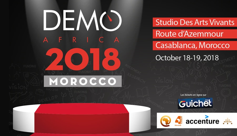DEMO Africa 2018 - Casablanca