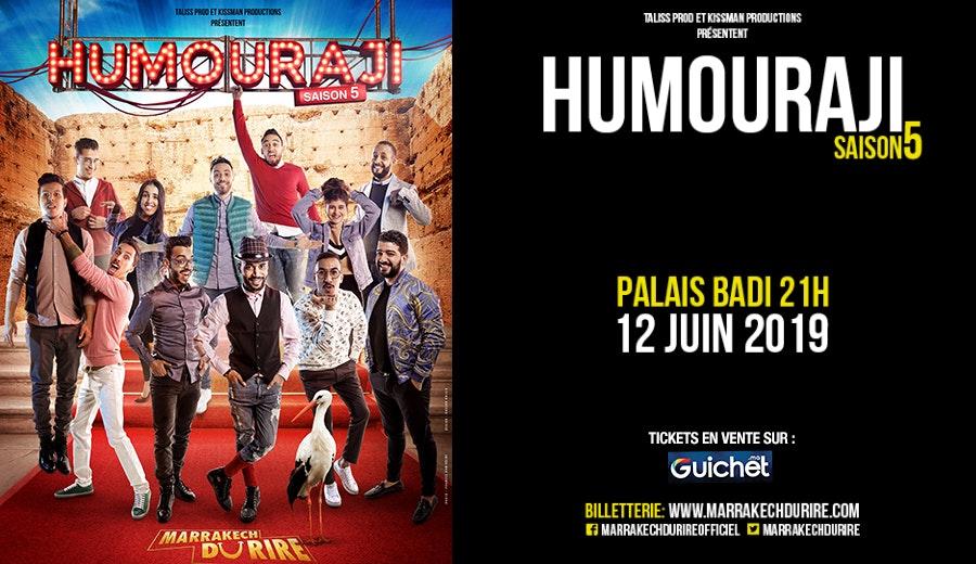 Festival MDR - Humouraji Saison 5