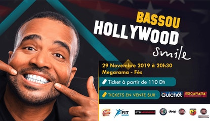 Bassou - Hollywood Smile à Fés
