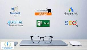 Formations en : Facebook Ads, Ecom Local, SEO, Google Ads, Excel & Marketing Digital