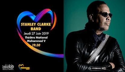 Festival Mawazine - Stanley Clarke Band