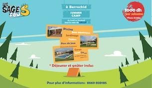 Summer Camp a Berrchid