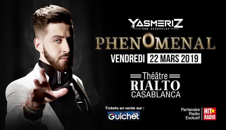 Yasmeriz - Phenomenal