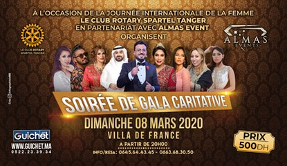 Soirée De Gala Caritative