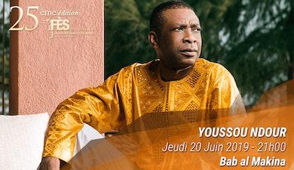 Festival de Fès des musiques sacrées du Monde -  Youssou Ndour