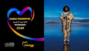 Festival Mawazine - KAMASI WASHINGTON