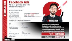 Formation complète en Facebook Ads ( De débutant à Expert )