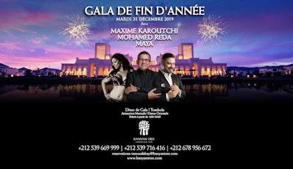 Gala de fin d'année - Banyan Tree Tamouda Bay