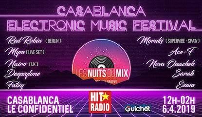 Casablanca Electronic Music Festival