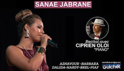 SANAE JABRANE avec Cyprien Oloi