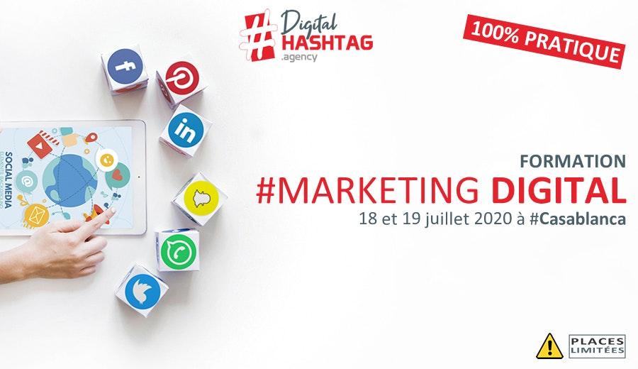 Formation pratique en Marketing Digital