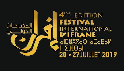 Festival International D'Ifrane - CARTE BLACK