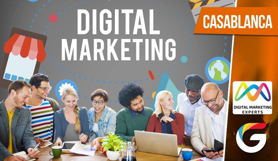 Formation Certifiante en Marketing Digital