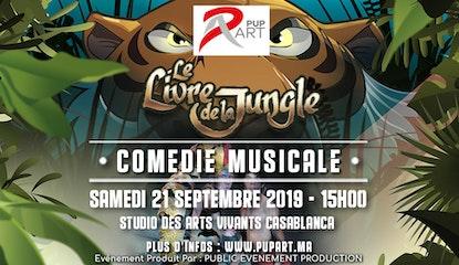 Comédie Musicale - Le Livre de la Jungle