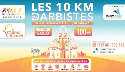 Les 10Km Des Darbistes 5ème Édition