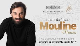 La Star du Chaabi Mouline Othmane