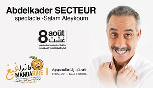 Manda RIRE avec Abdelkader SECTEUR à Saidia