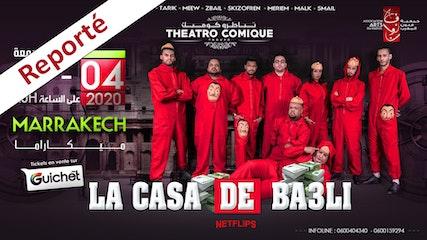 La Casa De Ba3li - MARRAKECH  / Reporté