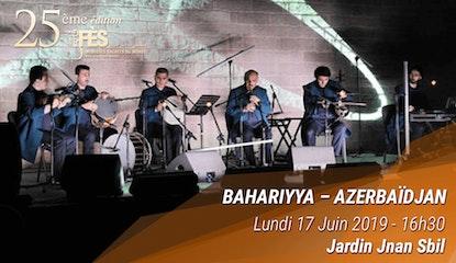 Festival de Fès des musiques sacrées du Monde - Bahariyya