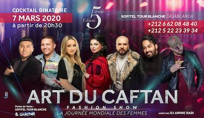 Art du Caftan - 5éme Edition à Casablanca