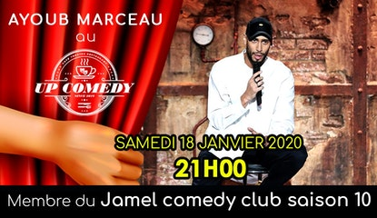 Ayoub Marceau a up Comedy