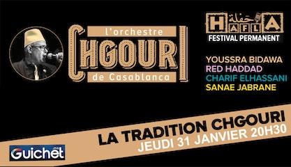 Concert Chgourie - Nouveau répertoire 2019
