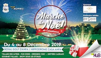 Marché de Noël de Casablanca
