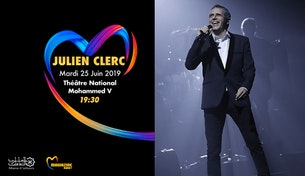 Festival Mawazine - Julien Clerc