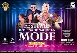Festival International de la Mode - 3ème Edition
