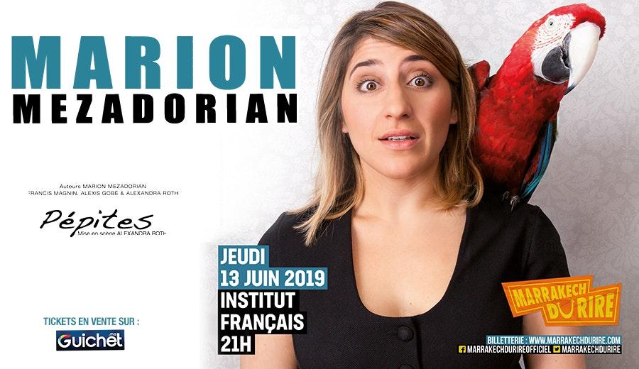 Festival MDR - Marion Mezadorian