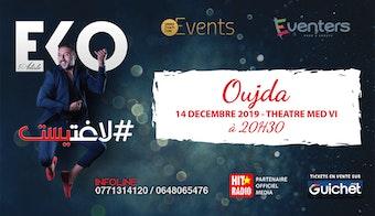 Eko #l'Artiste à Oujda