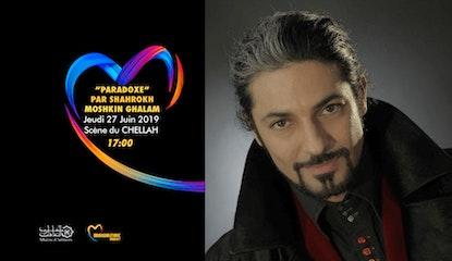 """Festival Mawazine - """"Paradoxe"""" par Shahrokh Moshkin Ghalam"""