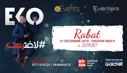 Eko #l'artiste à Rabat