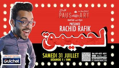 Rachid Rafik - Lhmimik / Séance 1
