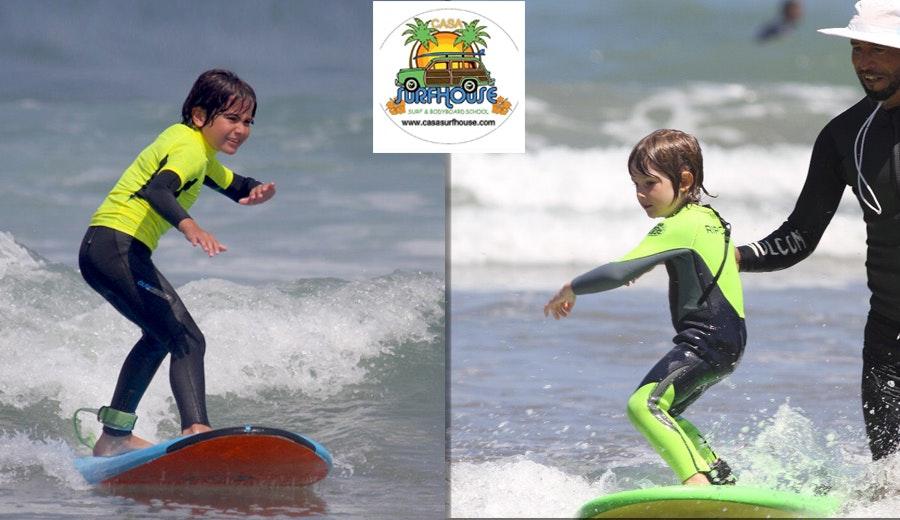 Venez faire une pause Surf avant le Grand Froid !