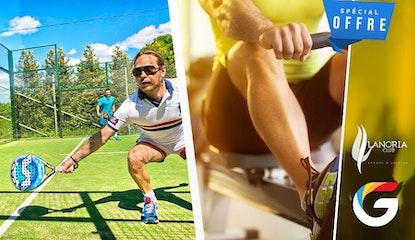 LANORIA CLUB Mohammedia Vous invite à passer une journée inoubliable entre sport, détente et gastronomie !