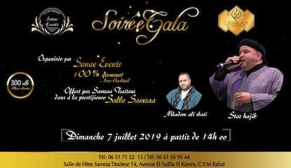 Soirée Gala avec la star Hajib