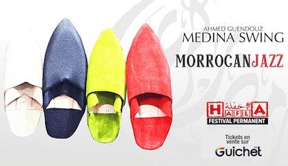 Medina SWING - Morrocan JAZZ