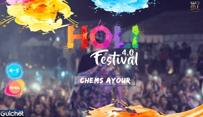 Holi Festival 4.0