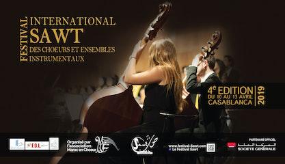 Concert de Clôture| 4 ème Edition du Festival International SAWT des Chœurs et Ensembles Instrumentaux