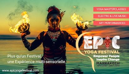 EPIC Yoga Festival