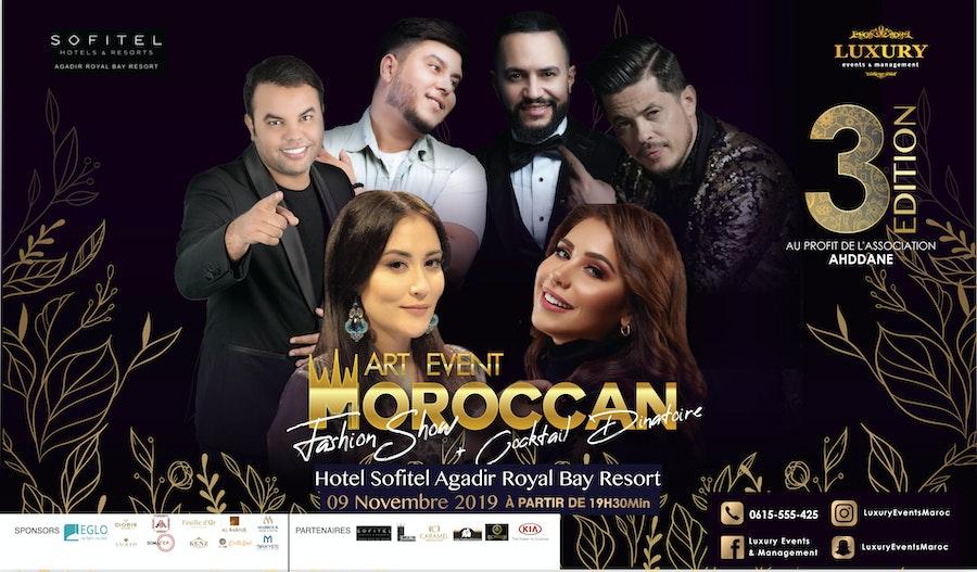 """La 3ème édition de """"Moroccan Art Event """""""