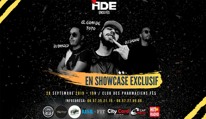Showcase Exclusif : Grande TOTO DJ Byazed & DJ Sadow