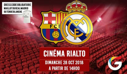 Vivez le Classico en clair au cinéma RIALTO