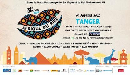 Festival Afrique du rire - Gala de Tanger