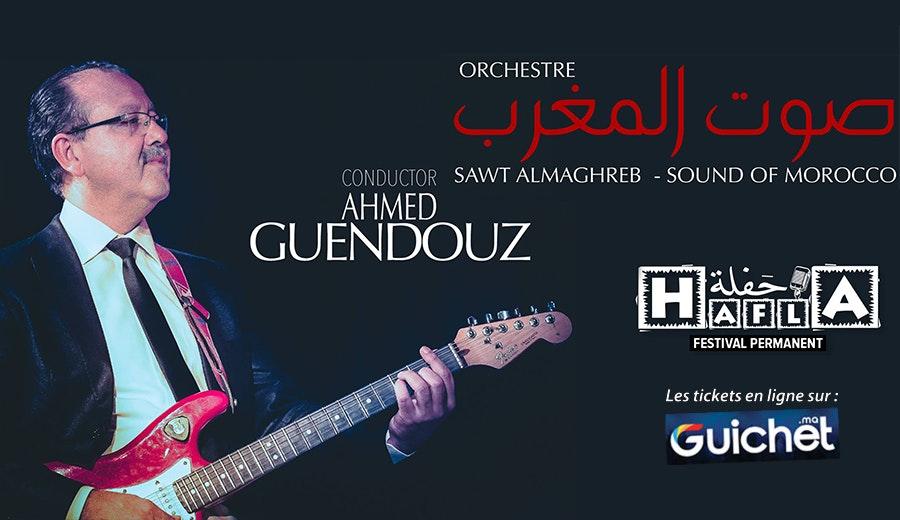Sawt el Maghrib feat Ahmed Guendouz
