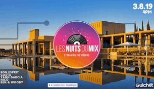 Les Nuits Du Mix x Bon Esprit x Yann Garcia x Nicö x Costa