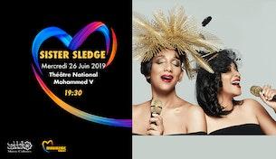 Festival Mawazine - Sister Sledge