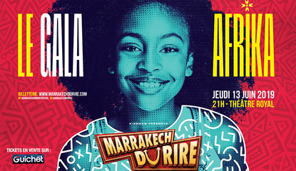 Festival MDR - Gala Afrika